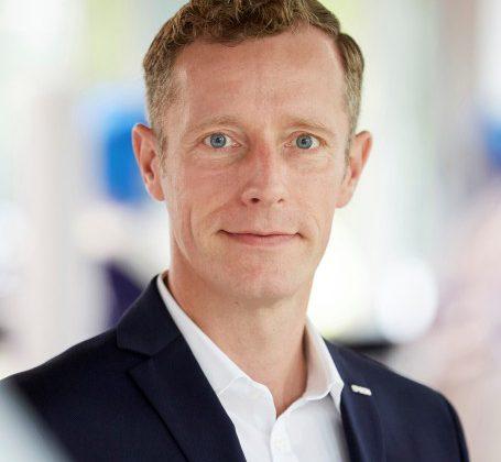 Neuer Head of Marketing der Epson Deutschland GmbH: Jörn von Ahlen. (Foto: Epson)