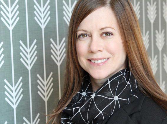 Hauptrednerin beim Digitalen Innovationstag für Textilproduzenten und -designer ist ist Caroline Okun von Spoonflower.